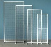 Stage Screen Wedding Outdoor Props Geometric Grid Frame Background Wrought Iron