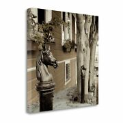 Tangletown Hitching Post 5 By Alan Blaustein Wall Art Icabsf73c-3030c