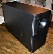 Bose Acoustimass 10 Series Ii Subwoofer Only Home Theater Surround Sound Black