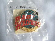 Planet Hollywood Orlando Gold Pin New Sealed Estate Collection 38263