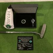 Rare Odyssey Toulon Garage Lefty Golf Putter San Diego 33.5 Inches Used 418/mn