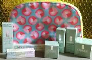 Clinique 7 New In Box Assorted Products With Makeup Bag