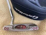 Rare Taylormade Golf Putter Rossa Daytona 1 Used 34 Inches Royal Grip 192/mn