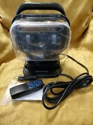 360 Degree 50w Led Remote Control Search Light Lamp Boat Camping Magnetic