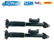 Pair Rear Shock Absorbers Struts Ads Fit Mercedes Gle C292 Gle450 Gle500 4matic
