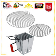 Cooking Gratecharcoal Grate For Weber 18.5 Inch Charcoal Grills Big Sale