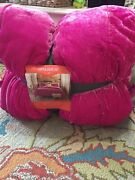 Opalhouse Pink Full Queen Comforter Nwt Sold Out Hard To Find