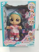 Kindi Kids Fun Time Friendstoddler Doll - Cindy Pops Doctor And Accesories