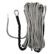 Heavy Duty Trailer Rope Automobile Traction Tow Strap For Car Boat Truck Vehicle