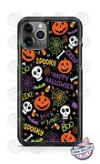 Spooky Happy Halloween Phone Case For Iphone 12 Pro Max Samsung S21 A21 Google 3