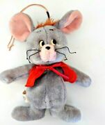 Hanna-barbera Pixie And Dixie Pixie Plush Toy Sunandstar Japan With Tag 9inch