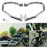 Highway Motocycle Engine Guard Crash Bar For Indian Scout 2015-2018 Sixty At2 Es