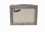 Supro Reverberation Owned By John Hiatt / Vintage 60and039s Tube Reverb Tank W/ Si...