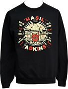 Hasil Adkins Unisex Sweatshirt Rock And Roll Country Blues One Man Band