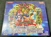 Yugioh Legacy Of Darkness Booster Box 24 Packs Factory Sealed New Unopened