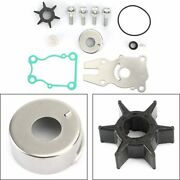 Impeller Water Pump Kit For Yamaha 40 50 60hp Outboard Part 63d-w0078-01 Tr