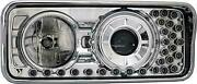 For Headlamp Assembly And Component 0 Left Rig 40571