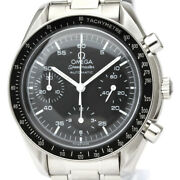 Polished Omega Speedmaster Automatic Steel Mens Watch 3510.50 Bf534589
