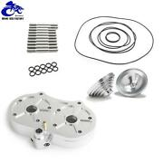 Yfz350 Banshee 350 64-66mm For Pro Design Cool Head 22cc Domes O-rings Studs Kit