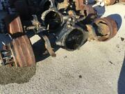 Ref Eaton-spicer Ds404 0 Axle Housing Rear Front 1607790