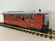 Lgb 3180 Denver, South Park And Pacific R.r. Passenger Coach G-scale 1 Of 3
