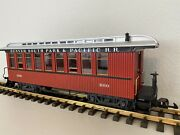 Lgb 3180 Denver, South Park And Pacific R.r. Passenger Coach G-scale 3 Of 3
