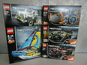 Lego Technic Various Sets For Selection - Nip