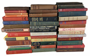 Lot Of 10 Antique Collectible Vintage Old Rare Hard To Find Books Mix Variety Hc