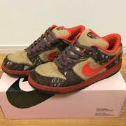 Nike Sb Dunk Low Pro 2004 Hunter Reese Forbes 304292-281 Size Us 12 With Box