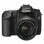 Secondhand 1-year Warranty Canon Eos 50d Ef-s 17-85mm Is Lens