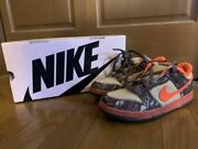 Nike Sb Dunk Low Pro 2004 Hunter Reese Forbes 304292-281 Size Us 9 Dead Stock