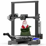 Creality Ender 3 Max Upgraded 3d Printer With Meanwell Power Supply Silent All