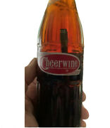 Cheerwine Blunder Part Of Machine Inside Bottle Rare Find One Of A Kind