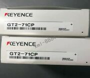 Gt2-71cp Keyence Contact Digital Sensor New In Box By Sf Or Dhl Express