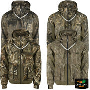 Drake Waterfowl Reflex 3-in-1 Plus 2 Systems Jacket - Camo Hunting Coat -