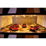 Sold Out Parquet Marble Mirror Display Box