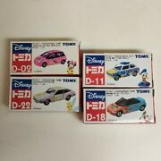 Disney Tomica Collection