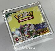 Magnetic Clear Protective Pokemon Booster Box Acrylic Case Fits Modern Boxes Ch