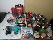 Disney Infinity Game 31 2.0 And 3.0 Figures Ps3 Game And Base Portal Power Disc