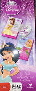 2 Pack Disney Princess Card Game Old Maid And Go Fish Cinderella And Belle