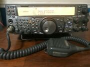 Kenwood Ts-2000all Band Hf/vhf/uhf Transceiver With Hand Mic