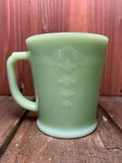 Fire King Jedi Philby D Handle Mug Genuine Collectible Vintage Difficult To Get