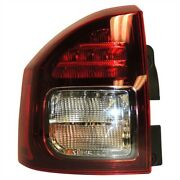 Crown Automotive 5272909ab Tail Light Assembly Incl. Bulbs And Wiring Harness Le