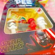 Super Rare Star Wars Pez Limited To 7500 Toy Only Collection