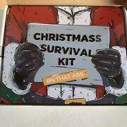 On That Ass 2020 Christmas Survival Kit - Size Large - Brand New - Sold Out Rare