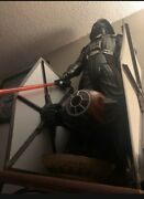 Star Wars Black Series First Order Special Forces Tie Fighter Large 25andrdquo X 20andrdquo