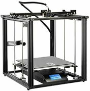 Creality Ender 5 Plus 3d Printer With Bl Touch Tempered Glass Plate And