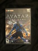James Cameron's Avatar The Game - Pc Dvd 2009 Ubisoft - Complete Read