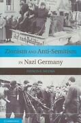 Zionism And Anti-semitism In Nazi Germany By Francis R. Nicosia 2010, Trade...