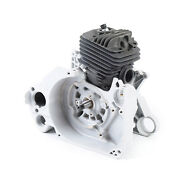Metal Engine Motor Crankcase Cylinder Piston Fit For Stihl Ms380 038 Chainsaw